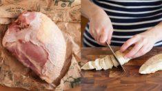 닭가슴살 '퍽퍽'하지 않게 요리하는 '방법'
