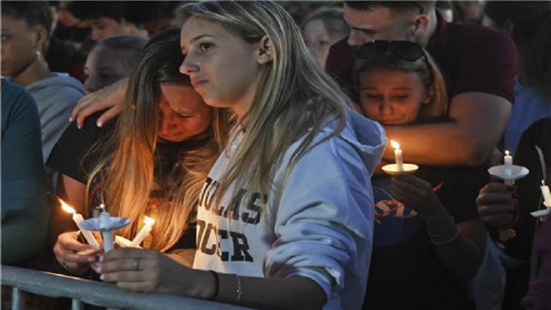 미국 총기 규제, 희생자 친구 학생들이 직접 나선다