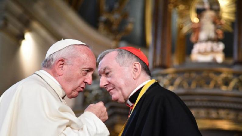 프란치스코 교황, 중국과 타협..적극 옹호하는 환구시보