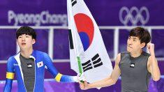 '명불허전' 이승훈, 매스스타트 금메달..정재원은 숨은 조력자