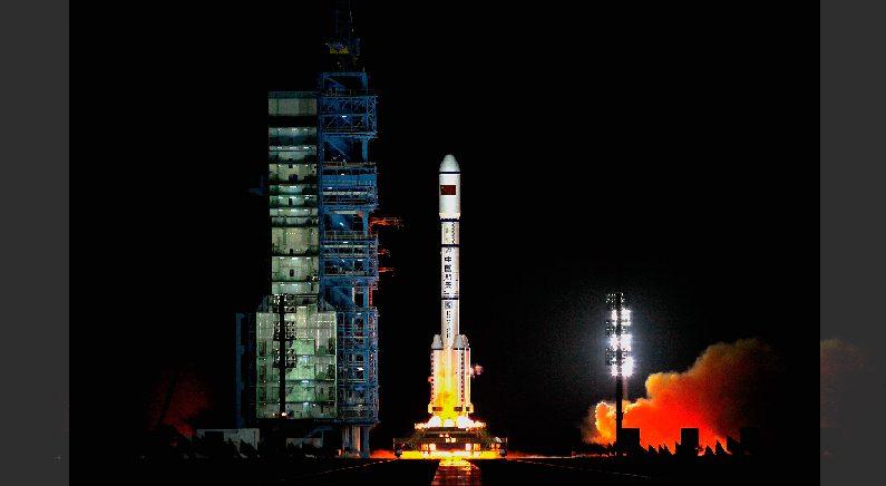 중국 첫 우주정거장 톈궁-1호, 올 3월 독성물질 지닌 채 추락 가능성