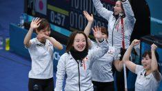 日 여자 컬링팀, 포상으로 '쌀 6톤' 받는 이유는