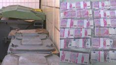 쓰레기통에서 발견한 8백만 유로를 바로 경찰서에 신고, 돈의 엄청난 반전