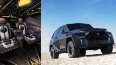 '23억' 원! 세계에서 가장 비싼 SUV '칼만 킹'