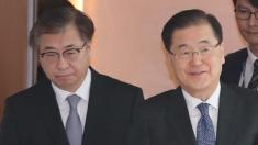 정의용, 오늘 시진핑 만나 방북·방미 결과 설명