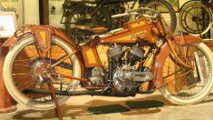 101년이 지나도 운전가능한 수제 오토바이 이야기