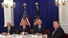 트럼프, 폼페이오에 북미 정상회담 전권 부여