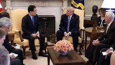트럼프, 김정은 비핵화 의지에 회담 요청 수락