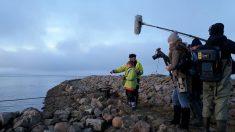 바다에서 잃어버린 카메라, '인터넷 바다'를 통해 되찾아(영상)