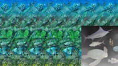 '3D 영상' 원리와 감상법