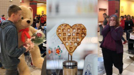 '발렌타인데이'에 놀림 받은 소녀, 인생 역전 안겨 준 친구의 배려