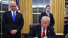 트럼프 대통령, 中 반발에도 '대만여행법'에 최종 서명