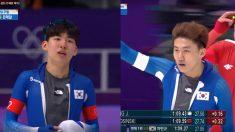 정재원-정재웅 형제, 주니어선수권 '2관왕' 등극