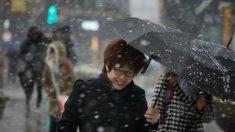 내일 찬바람에 눈·비까지..대설특보 어디