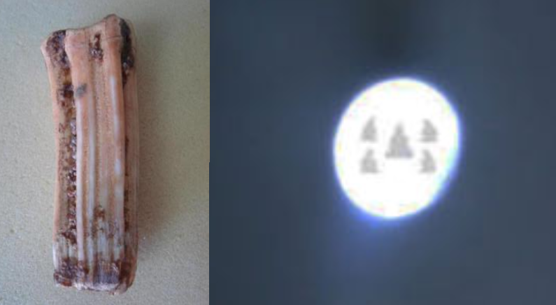 2500년 전 부처의 '치아 사리'에 나타난 '놀라운 광경'