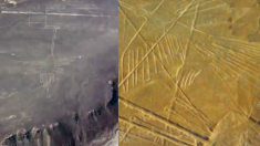 """과학자들의 대담한 추측, """"나스카 라인은 외계인 흔적"""" (영상)"""