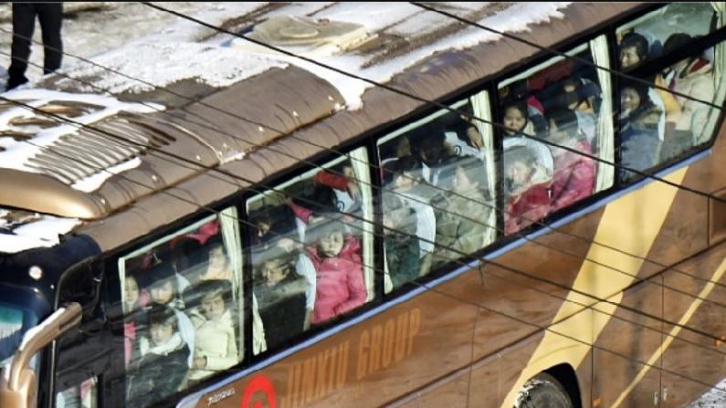 북한노동자 중국 재유입 조짐..김정은 방중후 제재 느슨해졌나