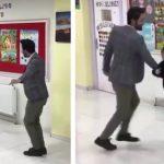 댄스댄스! 선생님과 함께 춤으로 하루를 시작하는 학생들