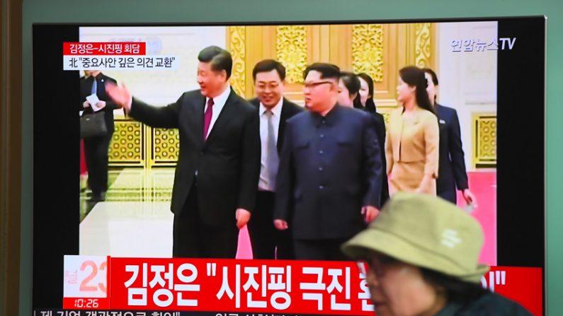 남·북·미 대화에 '차이나패싱' 우려 다시 고조