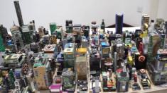 6% 크기로 축소된 맨허튼, 경이로운 미니어처의 세계 (영상)