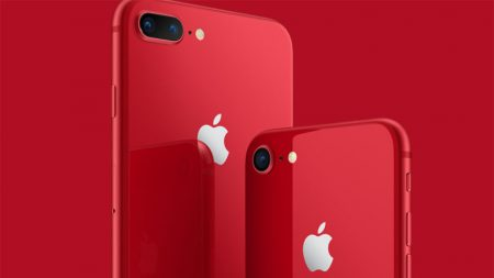 애플 아이폰8 레드 내일 출시..가격은