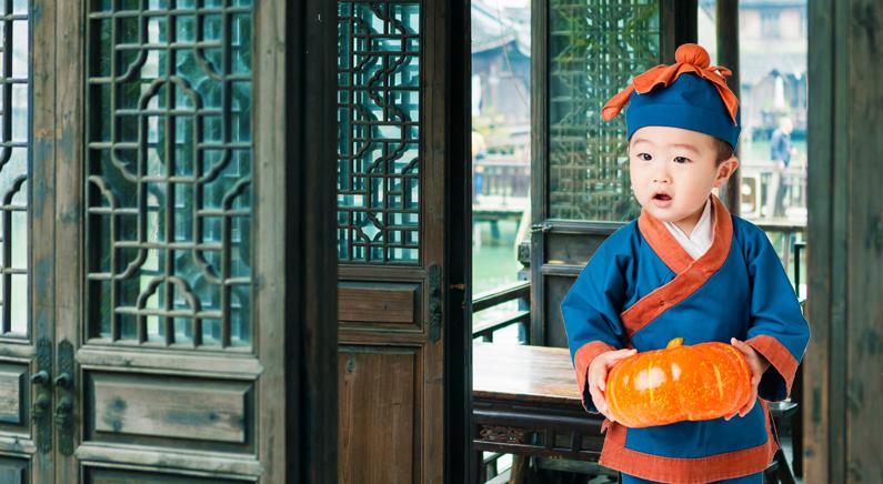 철없던 황제의 어린 시절 탄생한 '이티아오룽' 만두