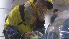 명문대 졸업하고 음식물 쓰레기로 연명하는 '나무늘보 여인'