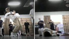 댄스 스쿨에 갔을 때는 이런 동작을 주의해야 한다(영상)