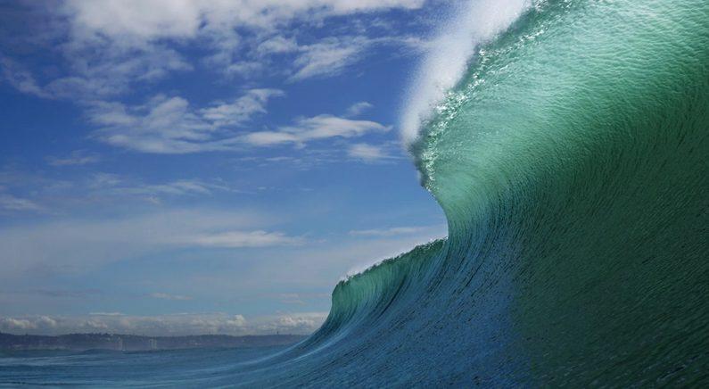 '남반구 관측 사상 가장 큰 파도'에 과학자들 충격