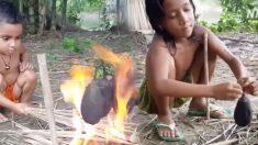"""(영상) """"알아두면 유용할"""" 그릴 없던 시절 사용된 전통 바비큐 방법"""