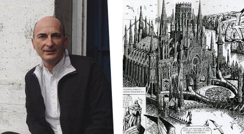 """""""열심히 그렸는데.."""" 프랑스 만화가가 13년간 한 권밖에 못 그린 이유"""