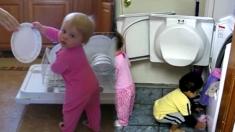 아이들 '집안일 돕기'는 좋은 가정교육 방법(영상)