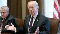 """트럼프 """"북한 태도 돌변, 중국 개입 때문일 수 있다"""""""