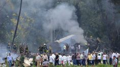 114명 태운 쿠바 여객기 추락..100명 이상 사망 추정
