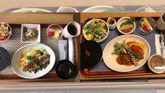 호텔  뺨치는 일본 산부인과의 '입이 떡 벌어지는' 럭셔리한 환자식