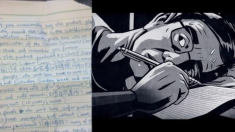 '죽음의 수용소'를 무너뜨린 한 통의 편지 (영상)