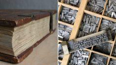 금속활자 '구텐베르크 성경' 경매 나왔다, 시작가 8000만원