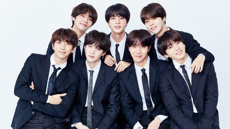 방탄소년단, 음악시장의 시간을 되돌렸다..앨범 판매량 166만장 돌파
