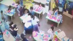 포항지진 때 어린이집 아이들이 보인 행동