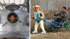 중국 서민들이 만든 '놀라운' 발명품 10가지