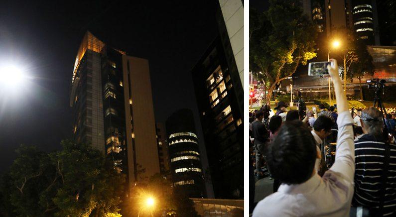 싱가포르, 김정은 숙소 앞 시위 벌인 한국 여성 5명 추방