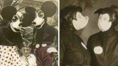 공포물에 가까운 초창기 미키마우스들