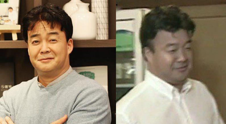 """""""백선생은 회춘 중?""""…27세 백종원 모습에 네티즌 '충격'"""