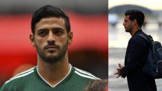 '멕시코 대표팀에 웃음자제령 떨어진 이유'