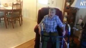 (영상) 임신하기 위해 17년 간 노력한 부부, 마침내 할머니를 찾아가 깜짝 놀라게 하는데
