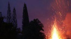 하와이 화산에서 초록색 보석비가 내린다고?..그 정체는