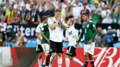 러시아월드컵 최대 '이변'..멕시코, 독일 격파