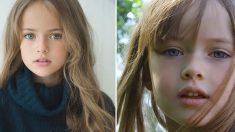 '세상에서 가장 예쁜 소녀'로 불렸던 아이…14세가 된 지금은?
