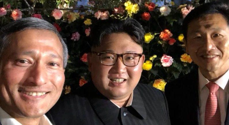 """""""살다 살다 김정은 셀카를 보게 될 줄이야…"""""""
