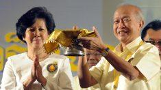 캄보디아 왕자, 총선앞두고 교통사고로 부상..왕자비 사망